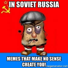 laughable russia memes