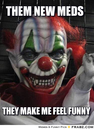 laughable scary memes