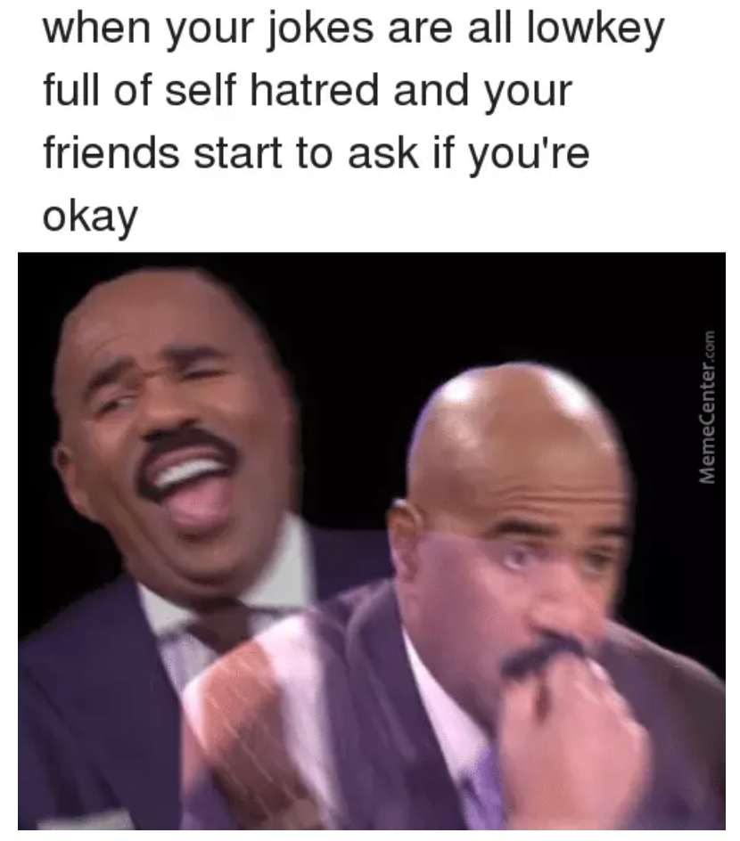 laughable steve harvey meme