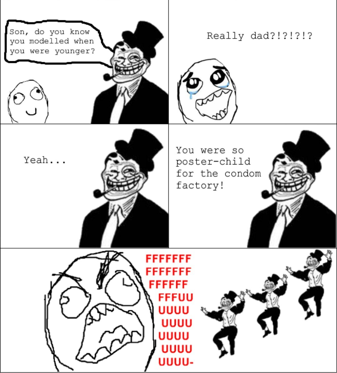 laughable troll memes