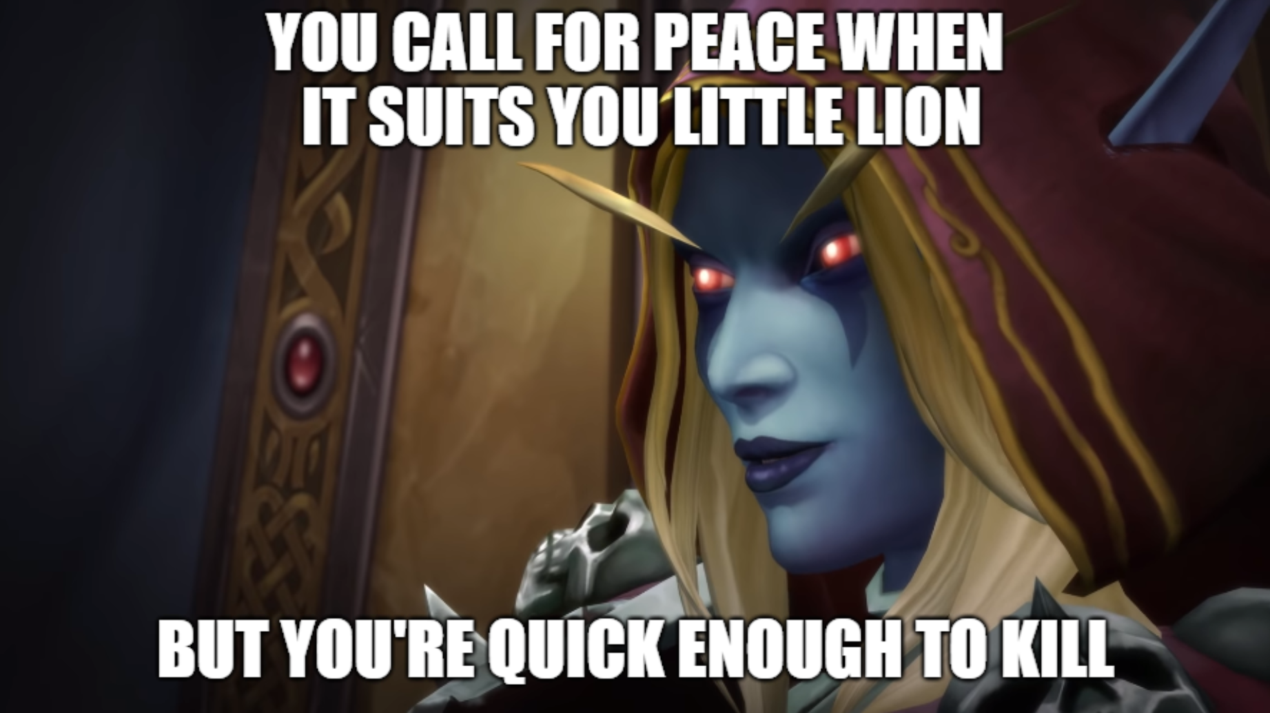 laughable wow memes