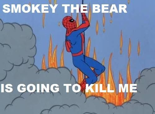 lively 60's Spider-Man memes