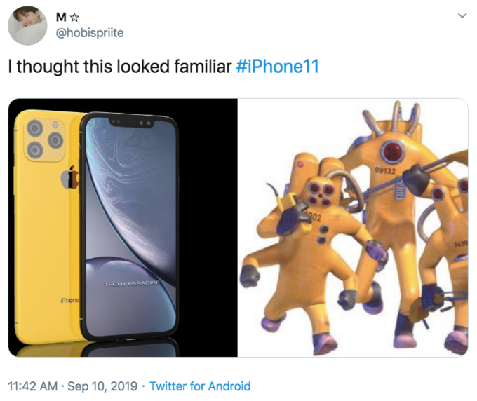 lively Iphone 11 memes
