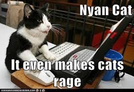 lively Nyan Cat memes