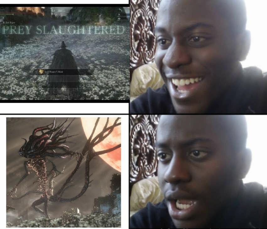 lively bloodborne memes