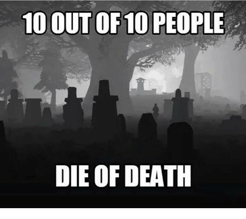 lively death memes