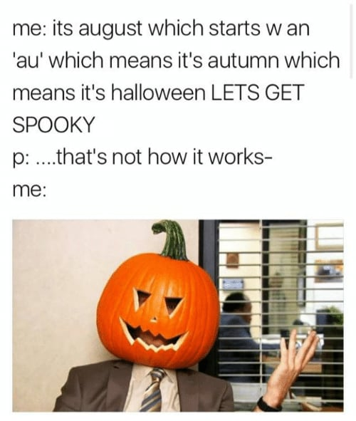 lively fall memes