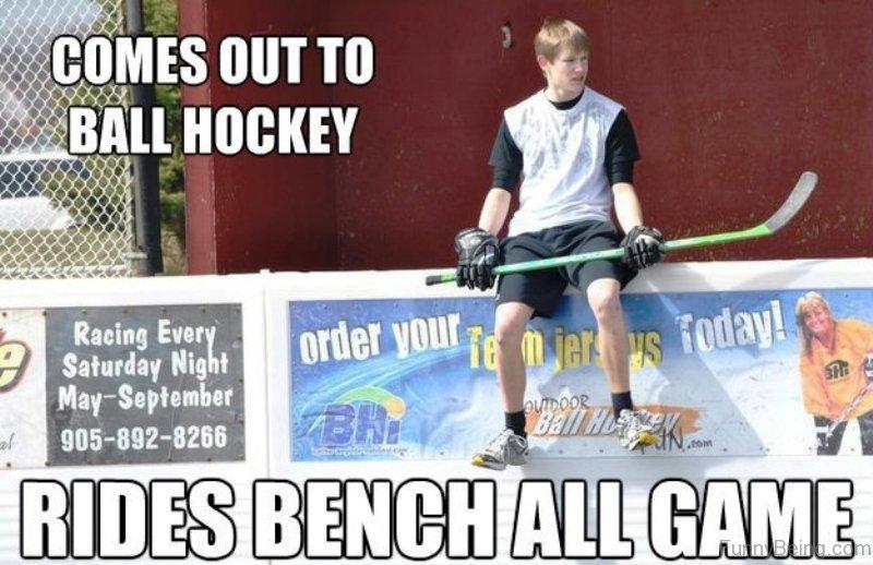 lively hockey memes