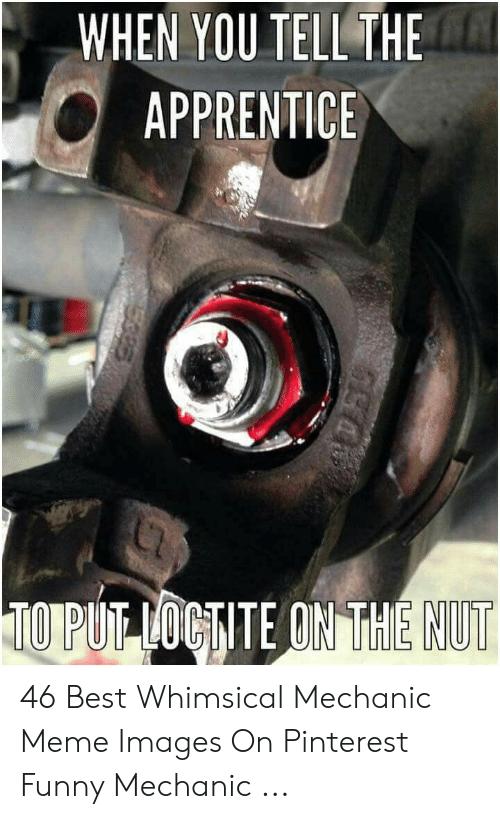 lively mechanic memes