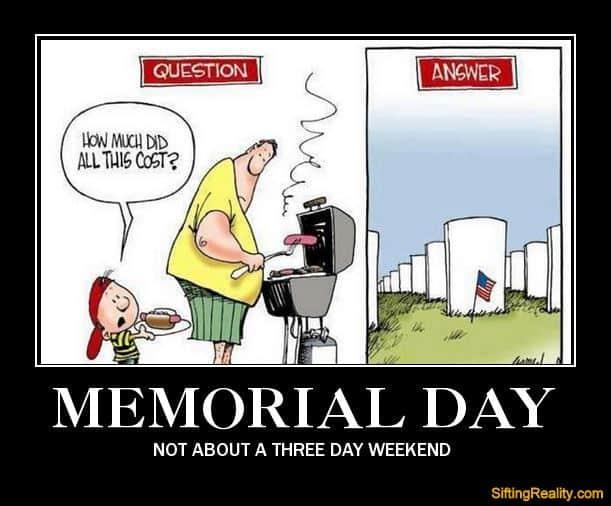 lively memorial day meme