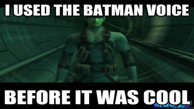 lively metal gear memes