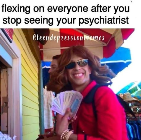 lively psychology memes