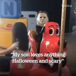 lively scary memes