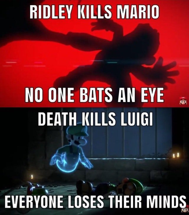 lively smash bros memes