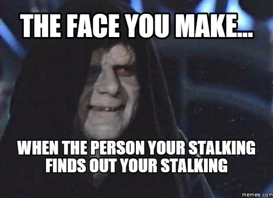 lively stalker meme