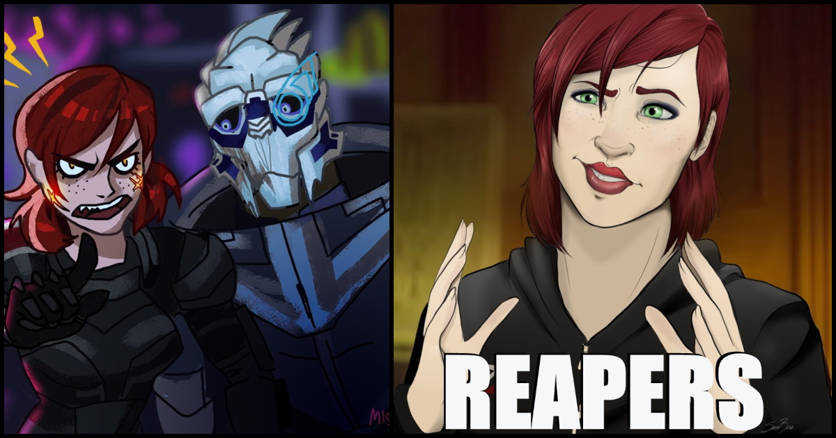 50 Mass Effect Memes Based On The Sci Fi Video Game Geeks