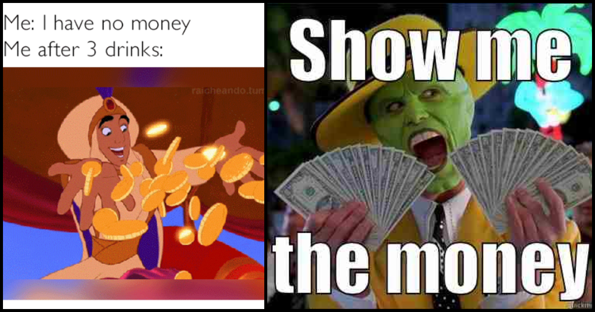 60 Money Memes Which Are Most Definitely Funny Geeks On Coffee