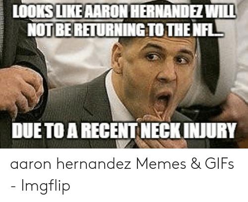 rib-tickling aaron hernandez meme