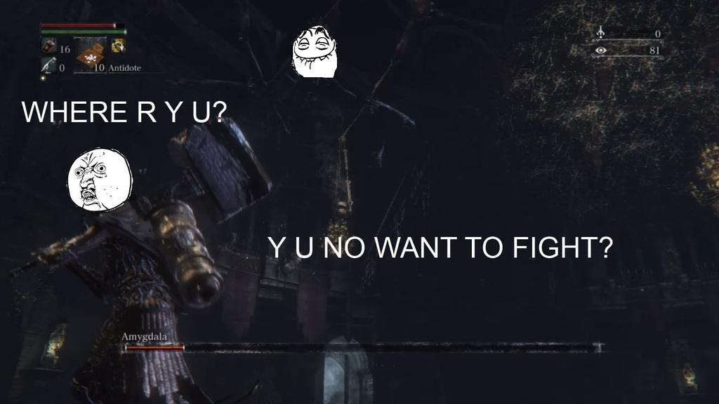 rib-tickling bloodborne memes