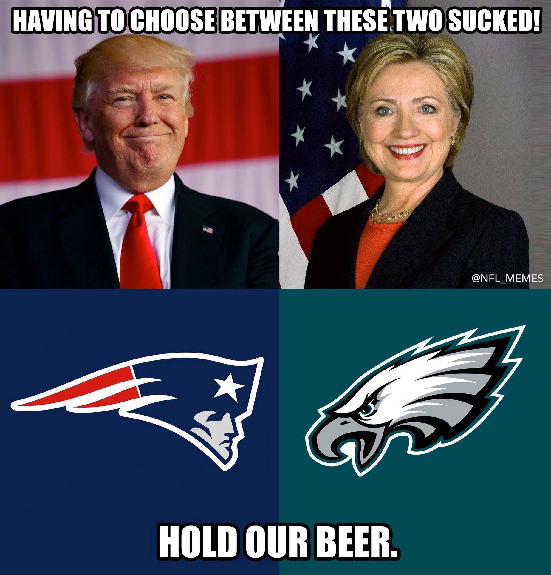 rib-tickling eagles memes