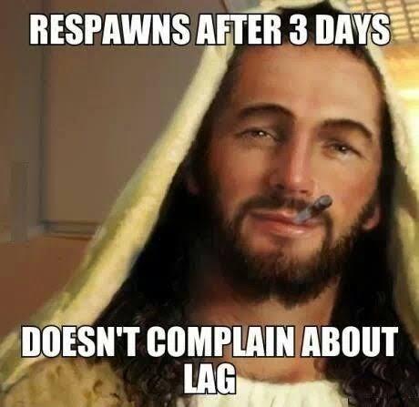 rib-tickling jesus meme