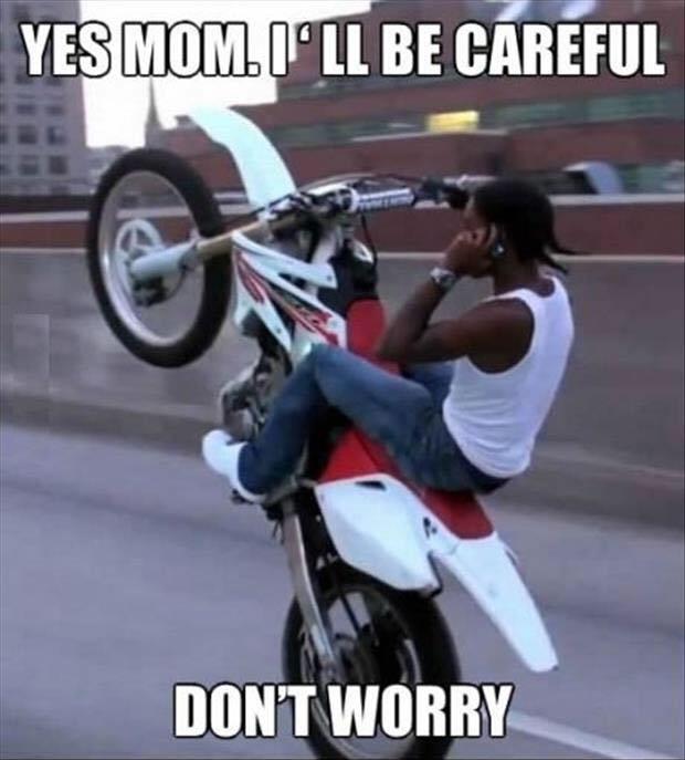rib-tickling motorcycle memes