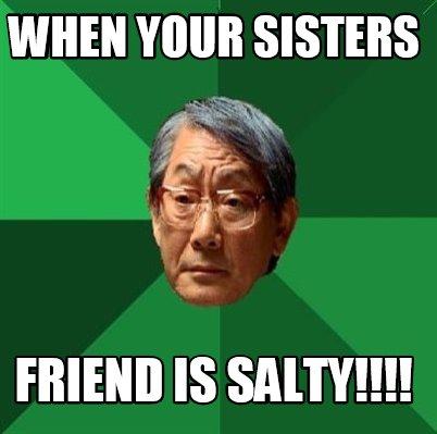 rib tickling salty meme