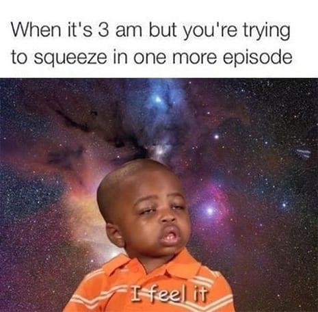 rib tickling sleep meme