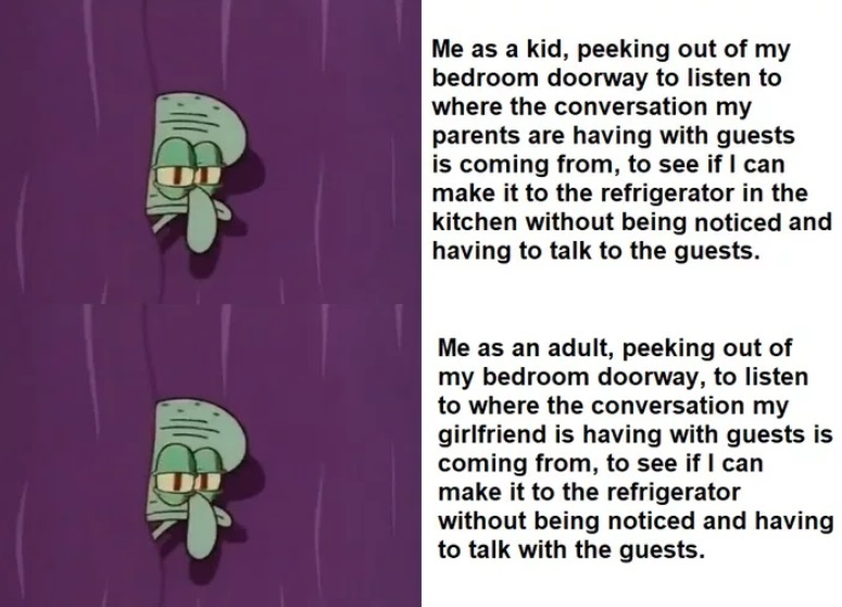 rib-tickling squidward meme