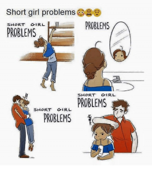 110 Short Girl Memes That Every Girl Can Relate To Geeks On Coffee