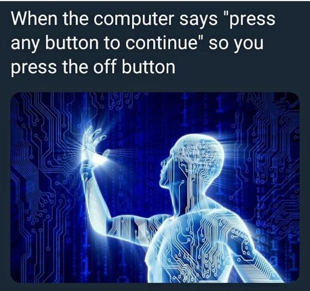 sparkling computer memes