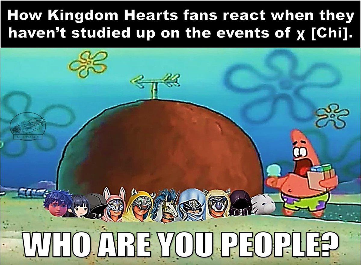 sparkling kingdom hearts memes
