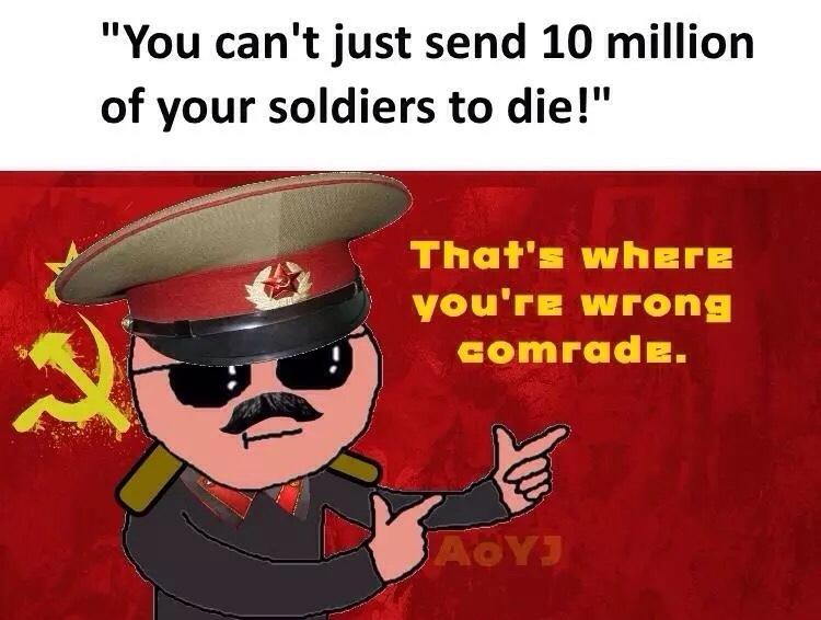 sparkling soviet memes