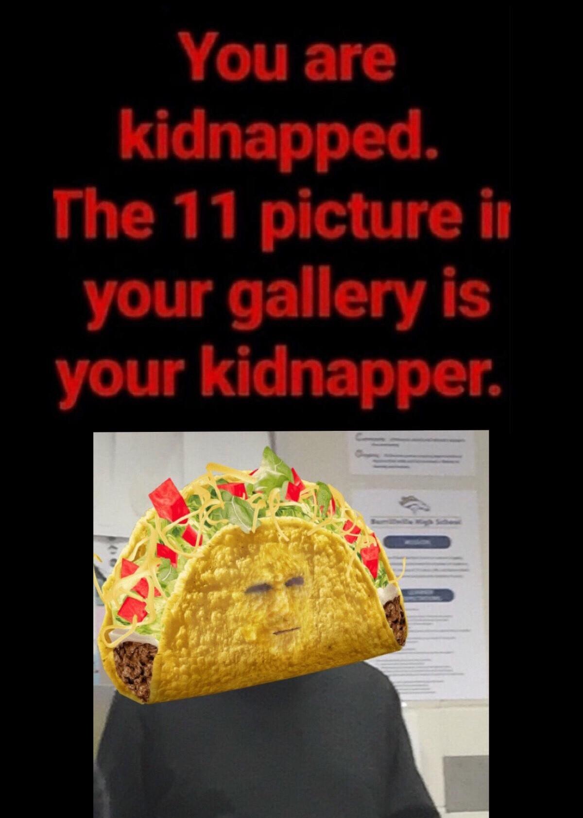 sparkling taco meme
