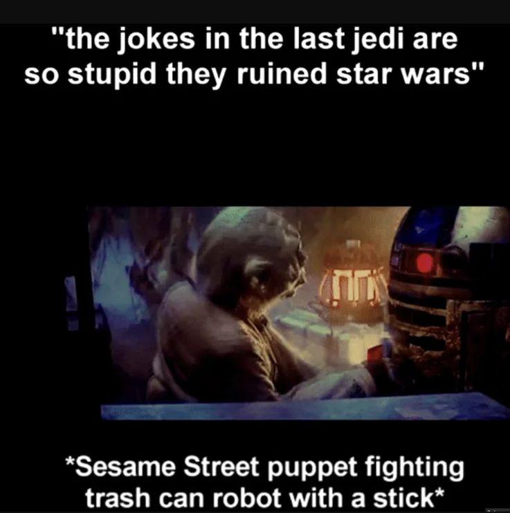 sparkling yoda meme