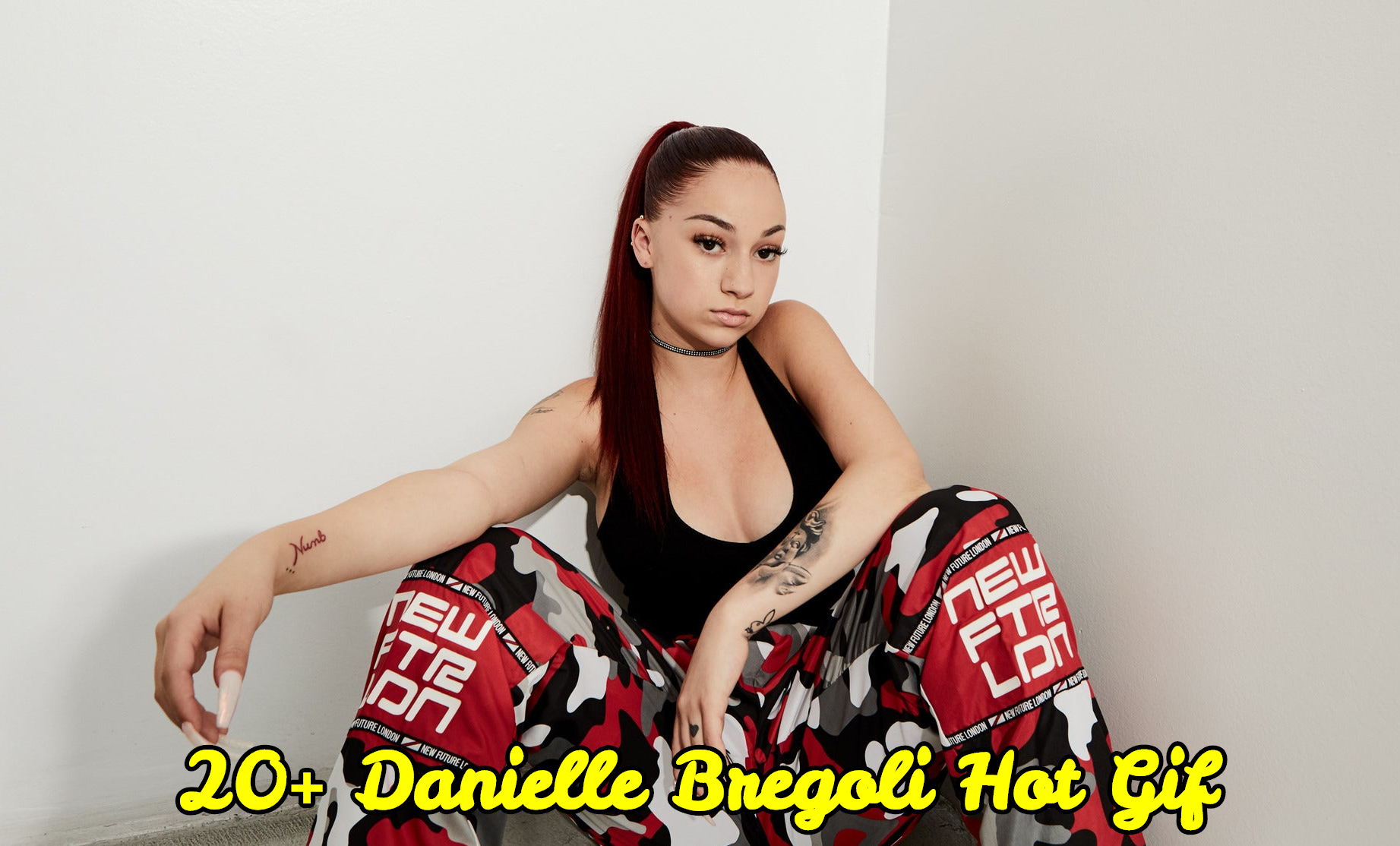 23 Hot Gif Of Danielle Bregoli Which Are Inconceivably Beguiling