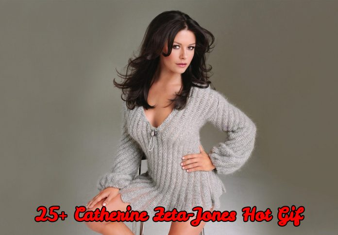 25 Hot Gif Of Catherine Zeta-Jones Will Cause You To Ache For Her