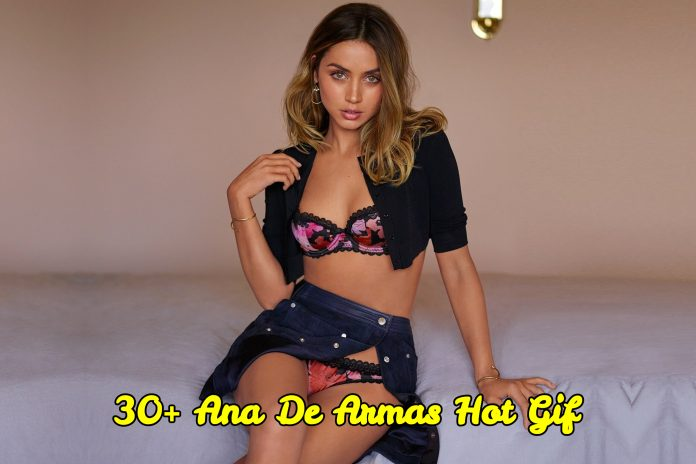 31 Hot Gif Of Ana De Armas Which Will Make You Slobber For Her