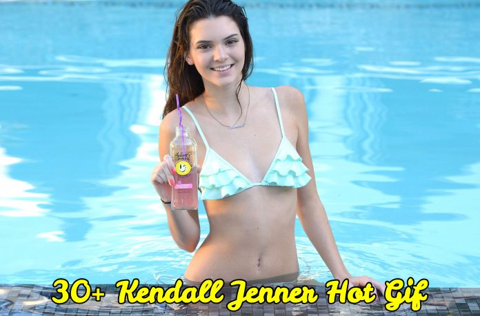 38 Hot Gif Of Kendall Jenner Will Induce Passionate Feelings for Her