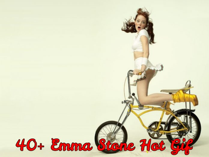 40 Hot Gif Of Emma Stone Which Are Essentially Amazing