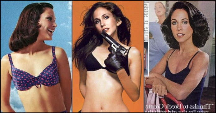 42 Sexy Pictures Of Erin Gray That Are Basically Flawless