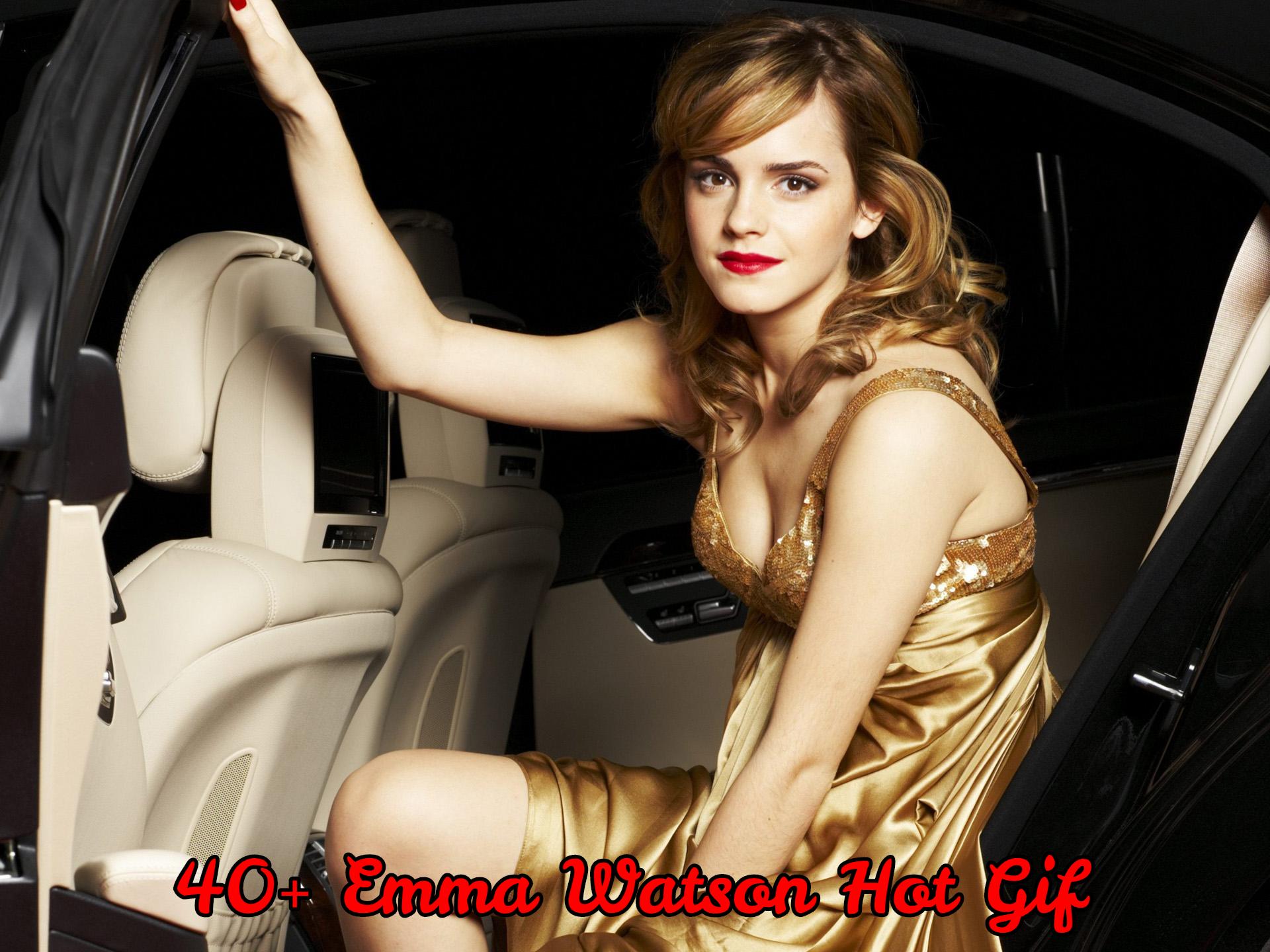 Emma watson hot ass