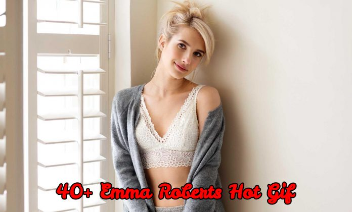 48 Hot Gif Of Emma Roberts Are Only Brilliant To Observe