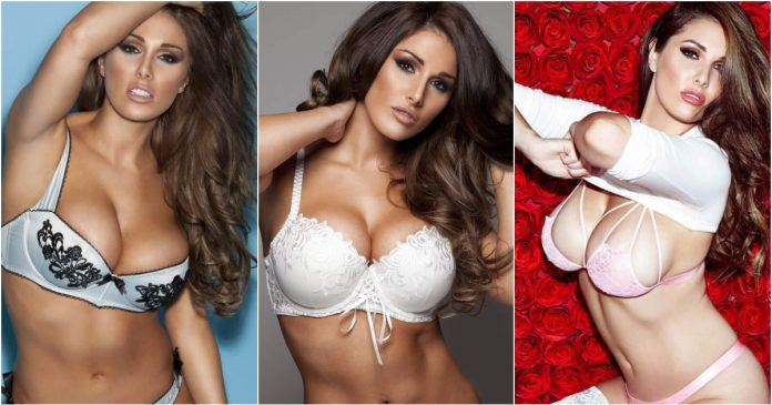 49 Lucy Pinder Sexy Pictures Prove That She Is An Angel