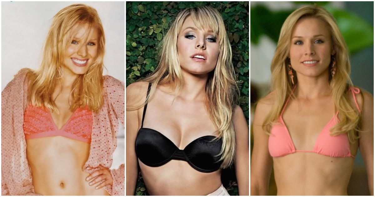 60 Sexy Kristen Bell Pictures Captured Over The Years