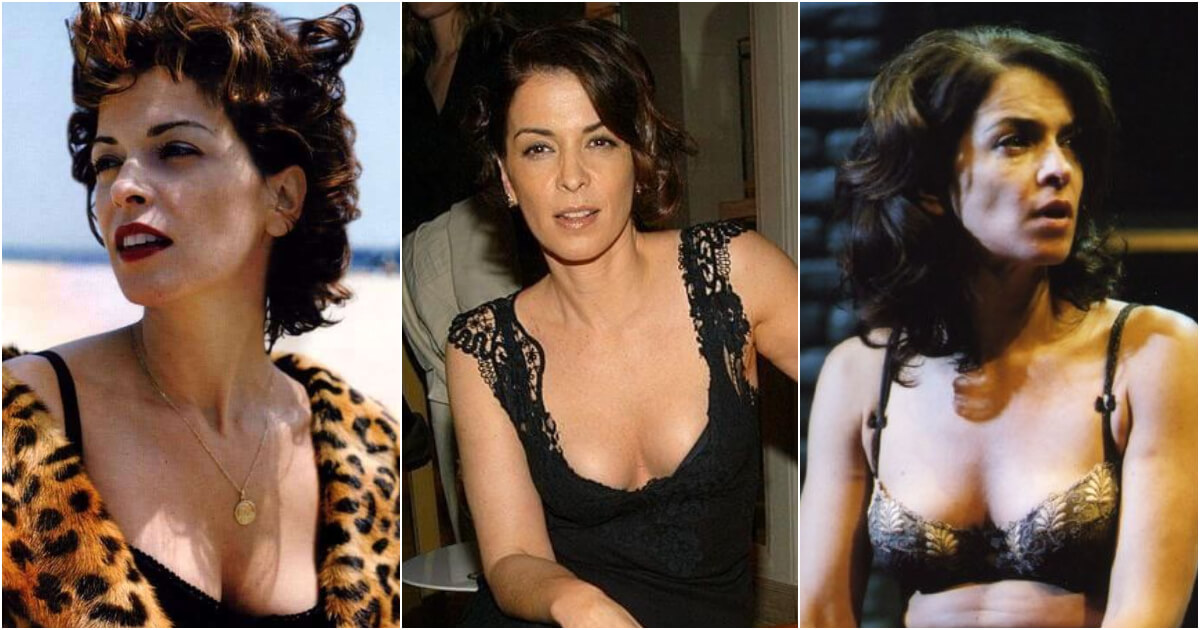 61 Annabella Sciorra Sexy Pictures Will Make You Fall In Love With Her