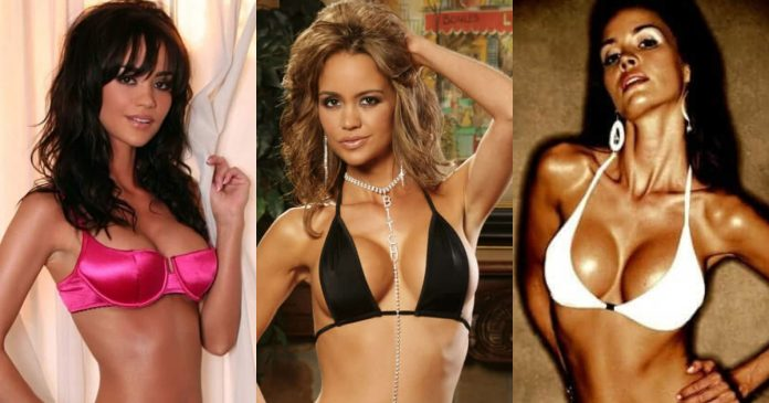61 April Scott Hot Pictures Prove She Is An Epitome Of Beauty
