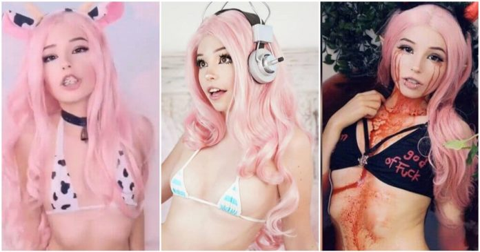 61 Belle Delphine Hot Pictures Captured Over The Years