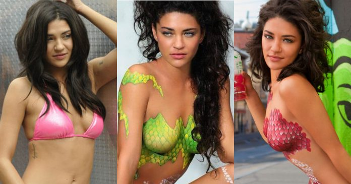 61 Jessica Szohr Sexy Pictures Will Drive You Nuts For Her