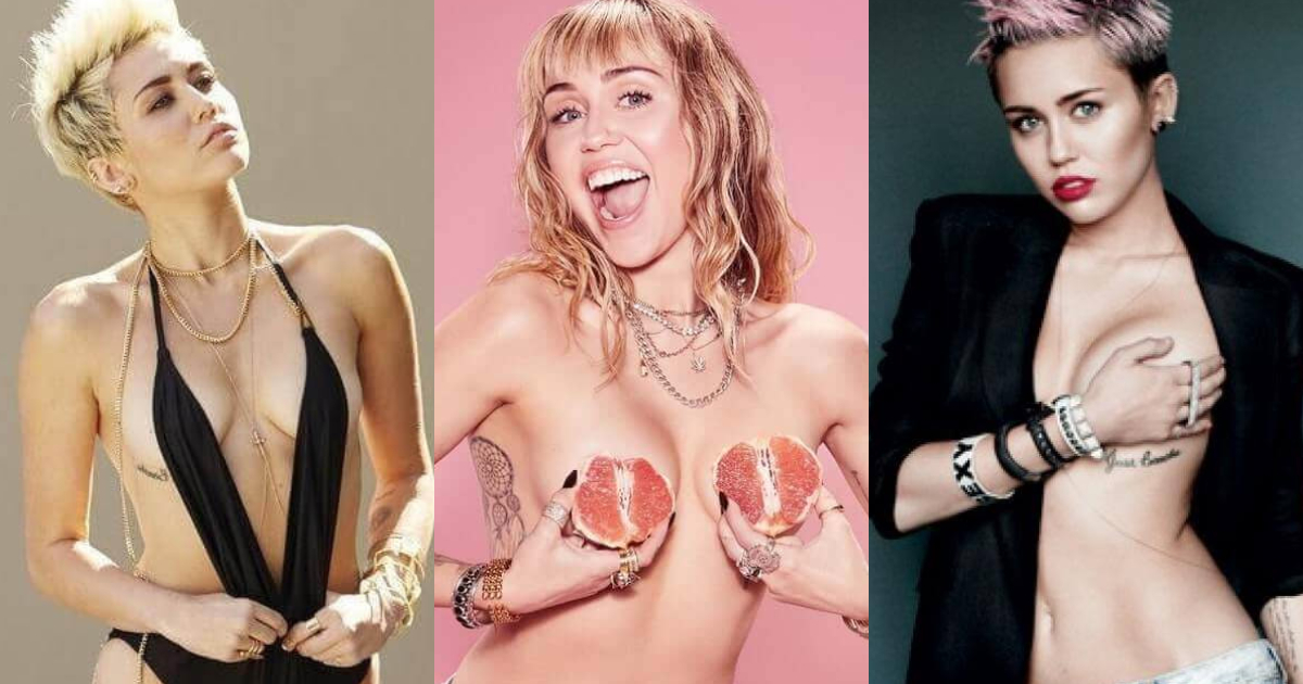 61 Miley Cyrus Sexy Pictures Are Heavenly
